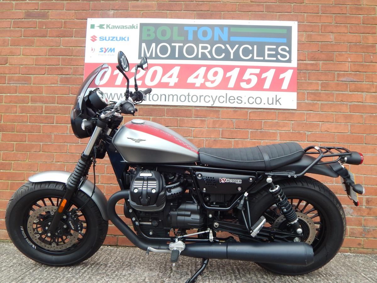 2016 Moto Guzzi V9 Bobber For Sale Motorcyclefinder