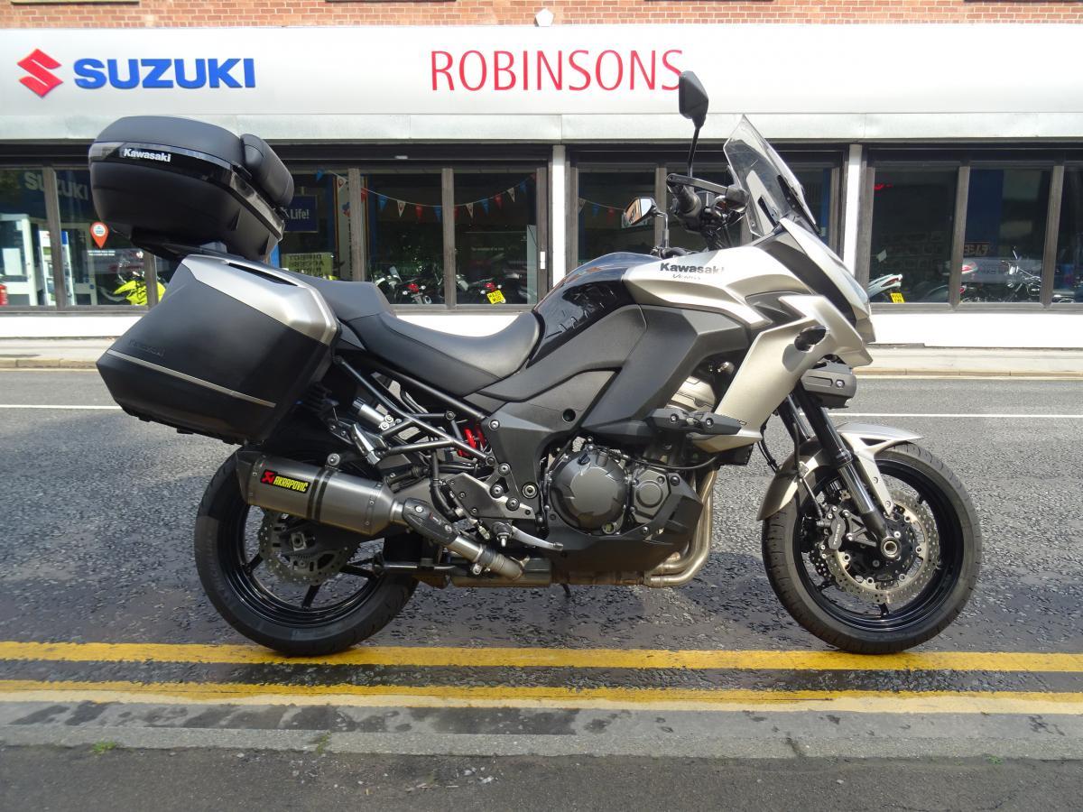 Buy Online Kawasaki KLZ1000BGF GT