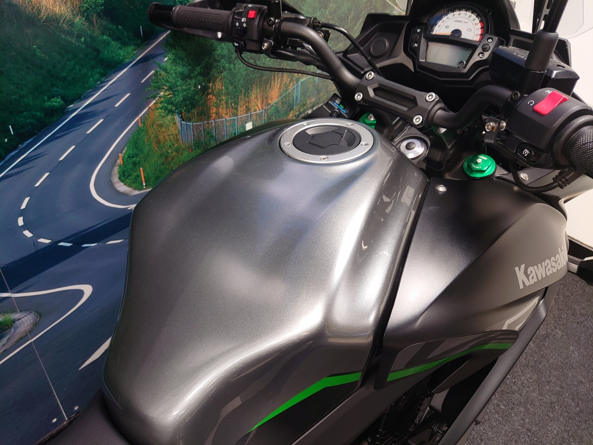 Kawasaki Versys 650SE 3 BOX LUGGAGE INCLUDED 2019