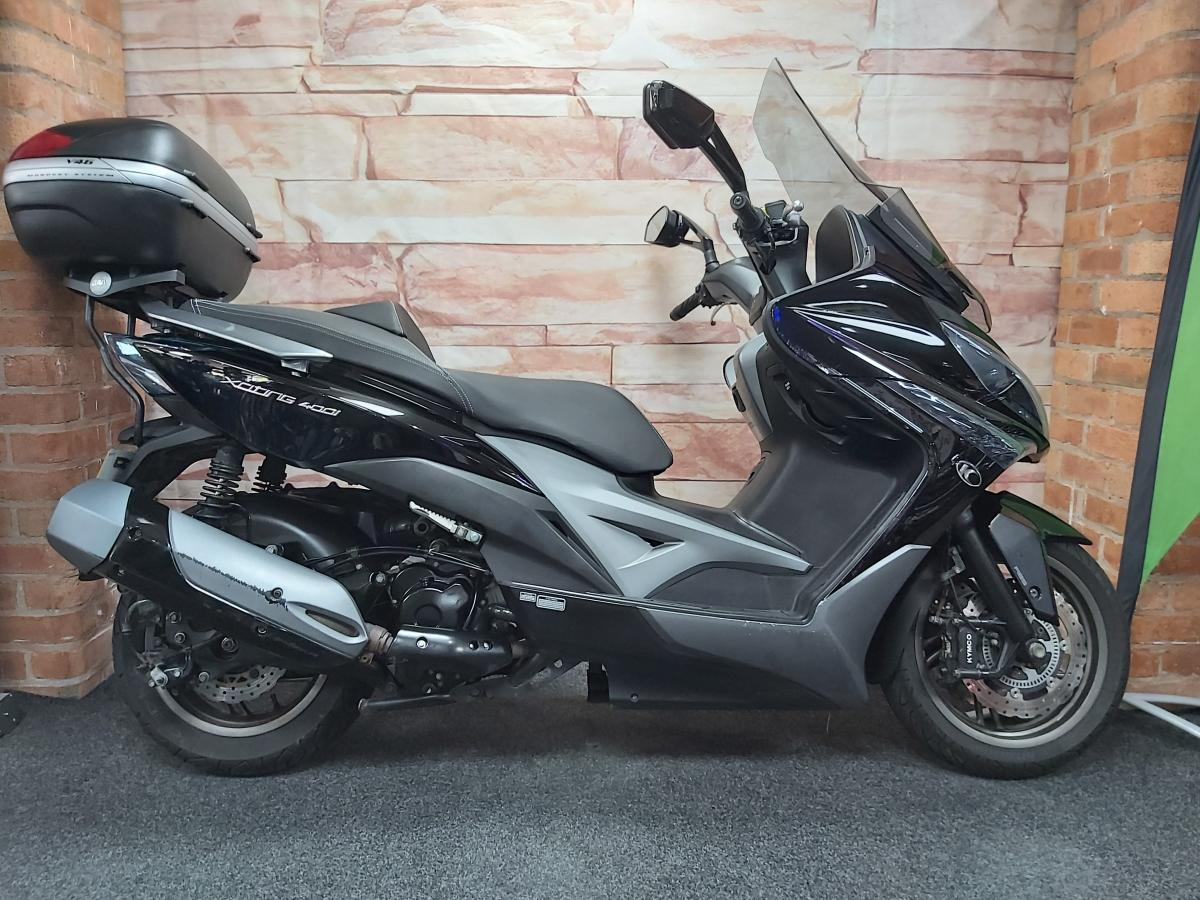 Buy Online Kymco Xciting 400i
