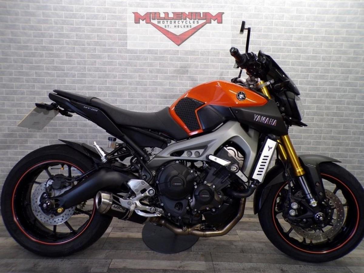 Buy Online Yamaha MT-09 ABS