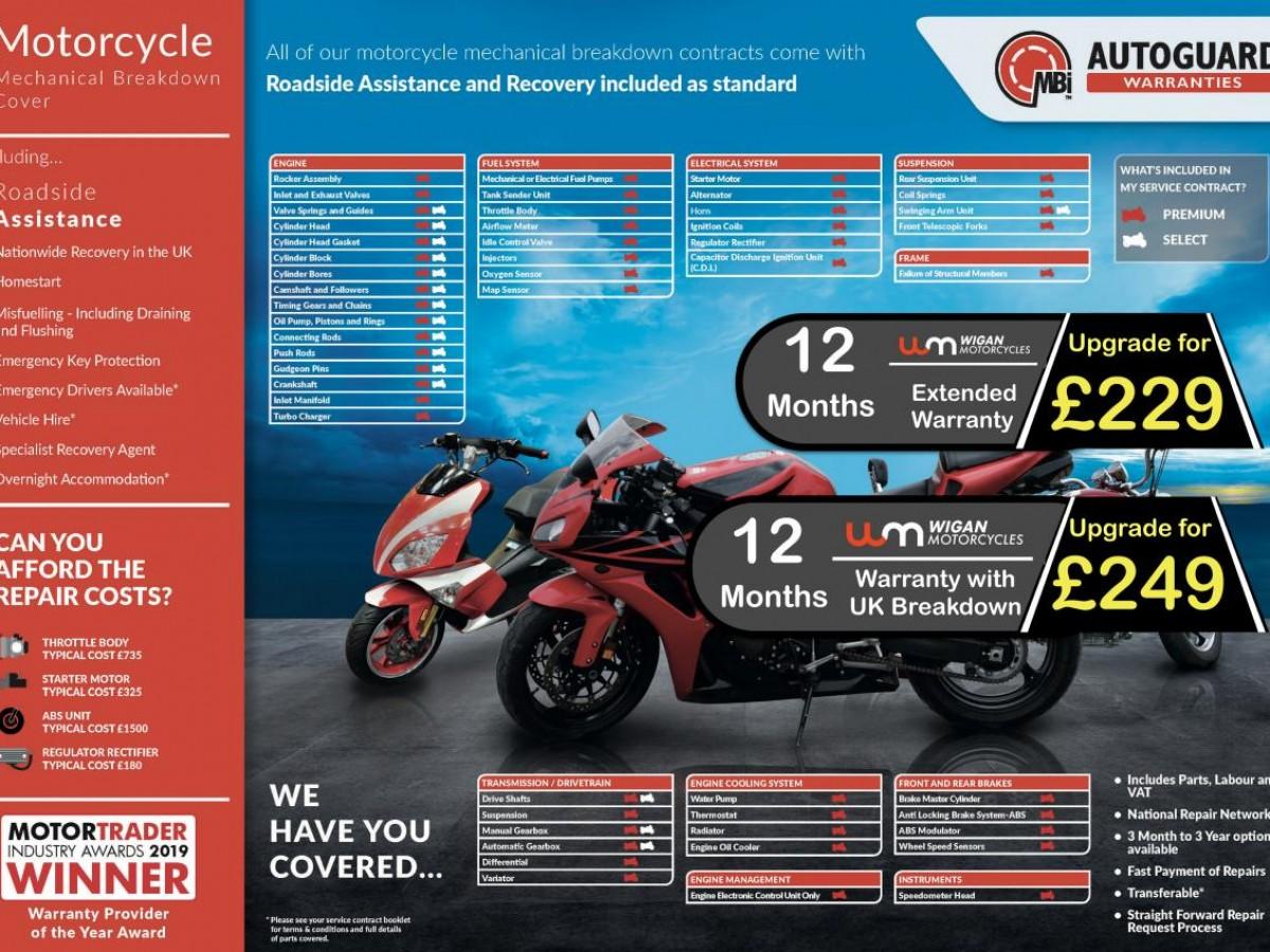 Honda CBR500 RA-G 2016
