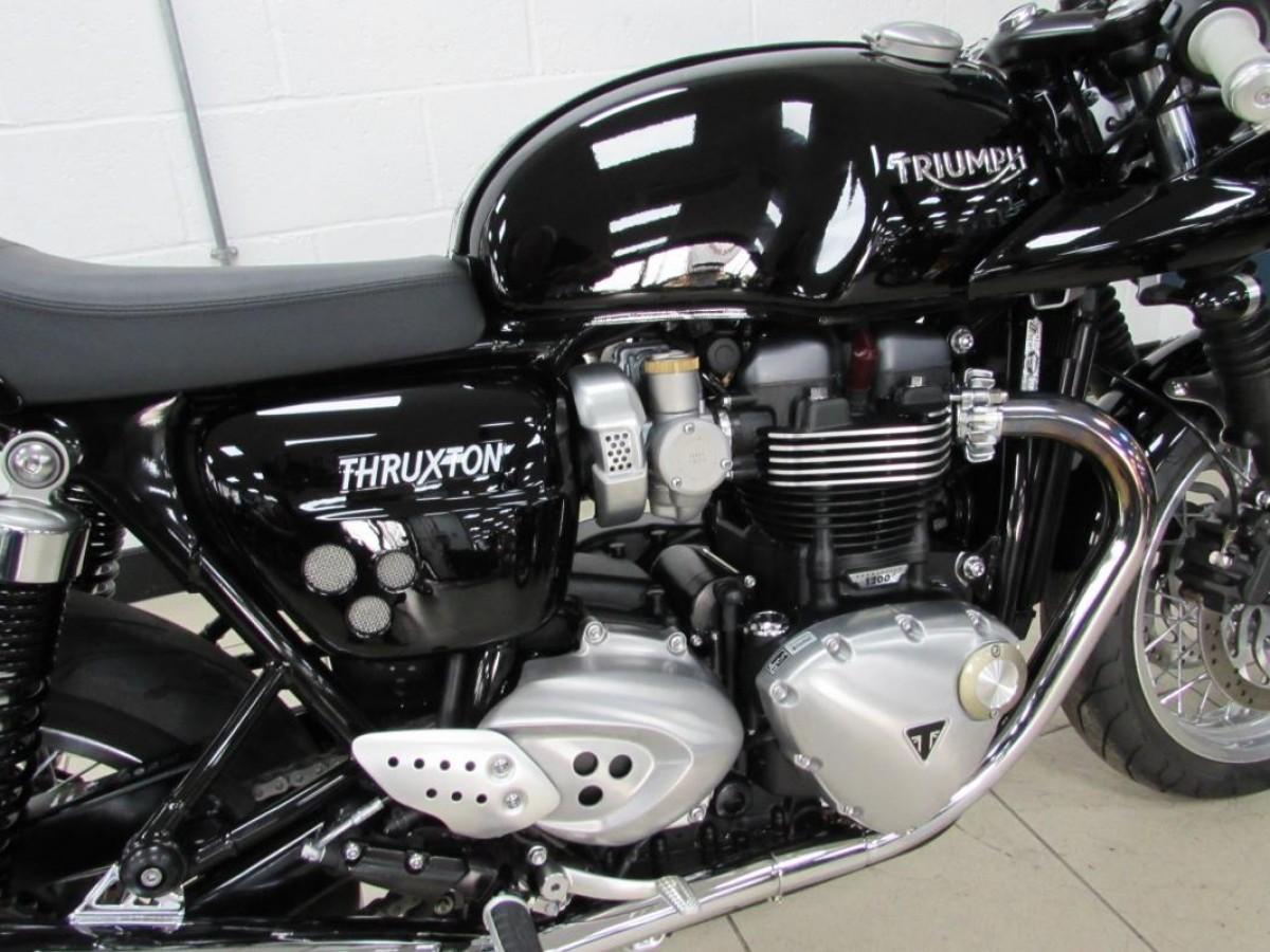 Triumph THRUXTON 1200 2017