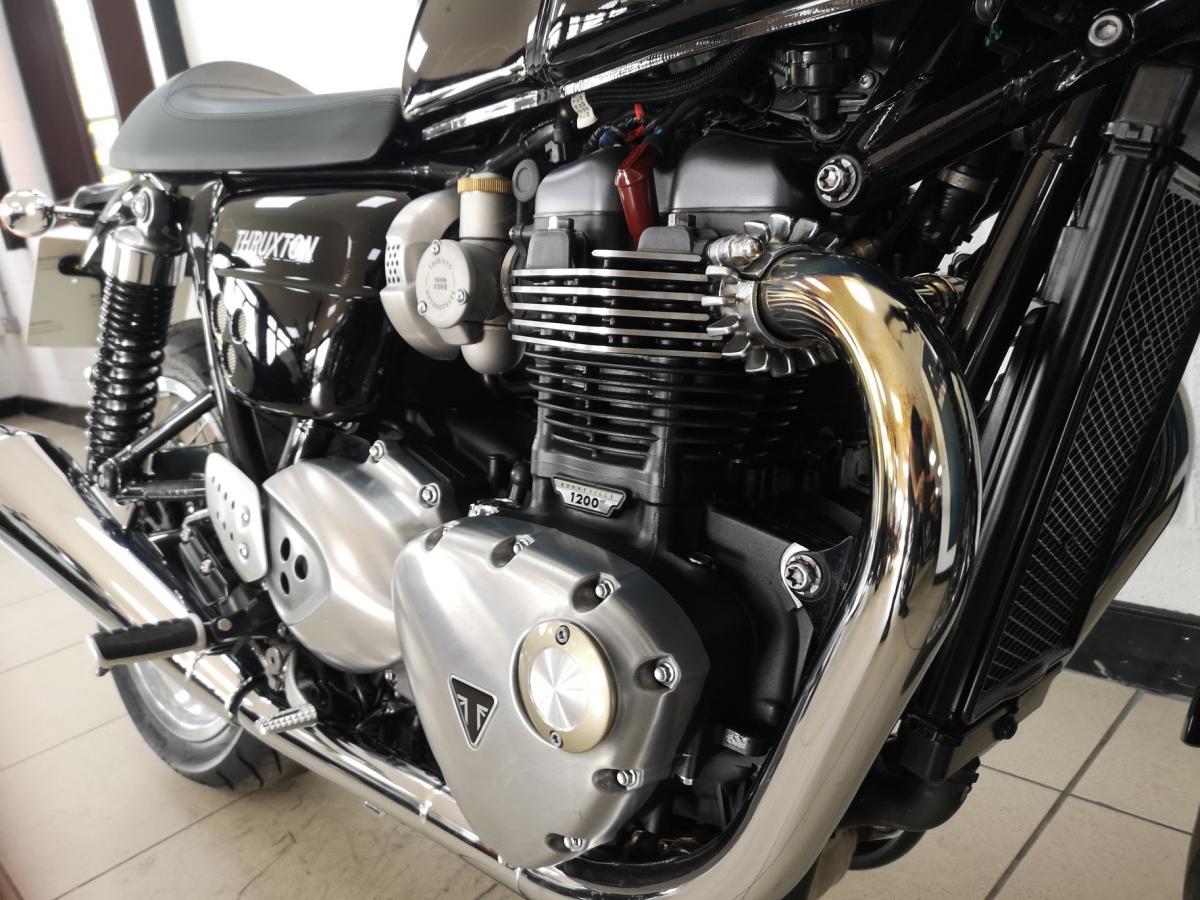 Triumph THRUXTON 1200 2018
