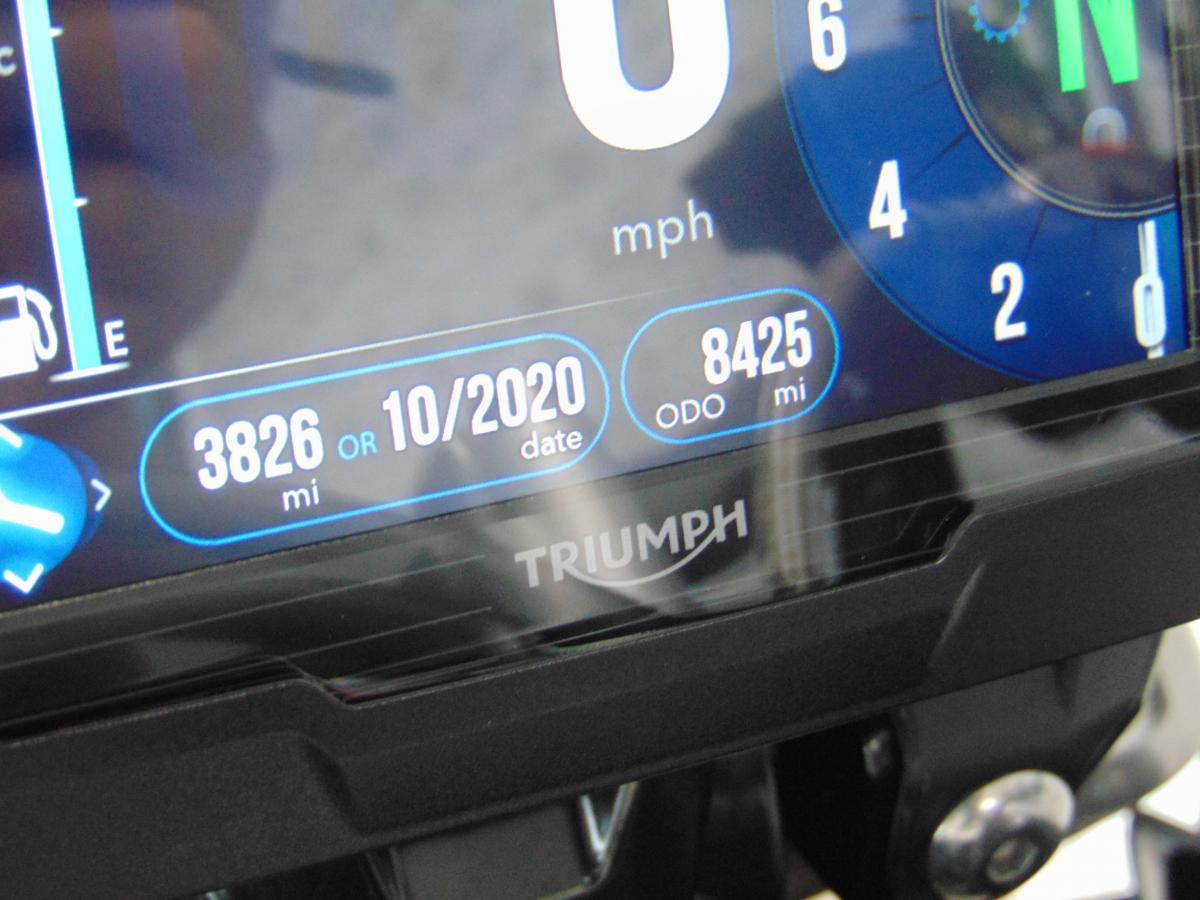TRIUMPH TIGER 800 XCA 2018