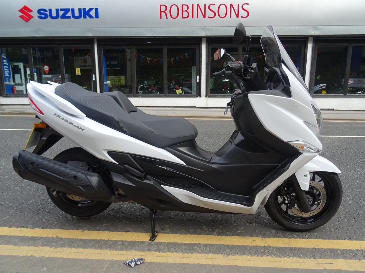 Buy Online SUZUKI AN400AL8