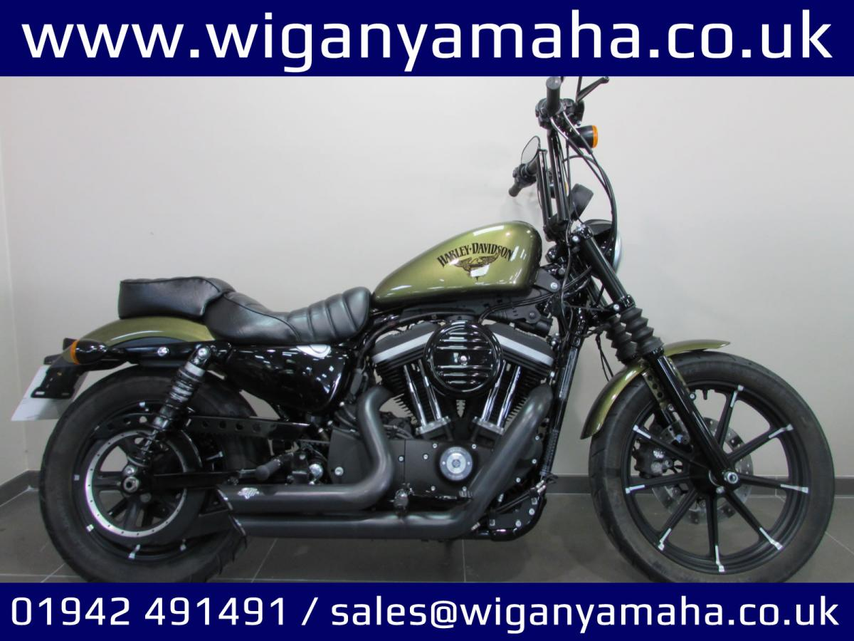 Buy Online HARLEY XL883N IRON
