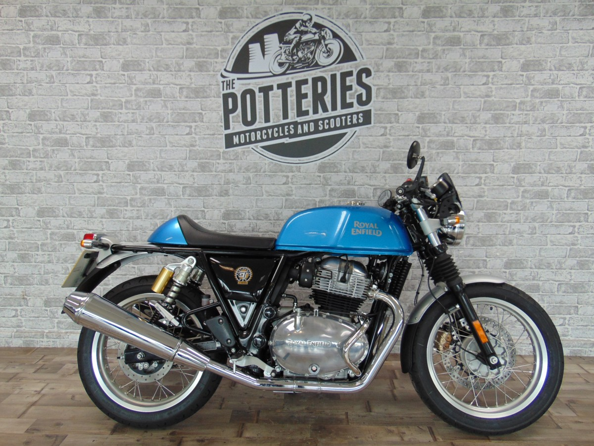 Royal Enfield Continental GT 650 2019