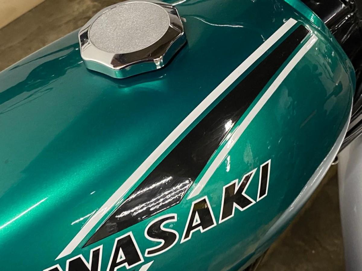 KAWASAKI KE175 1976