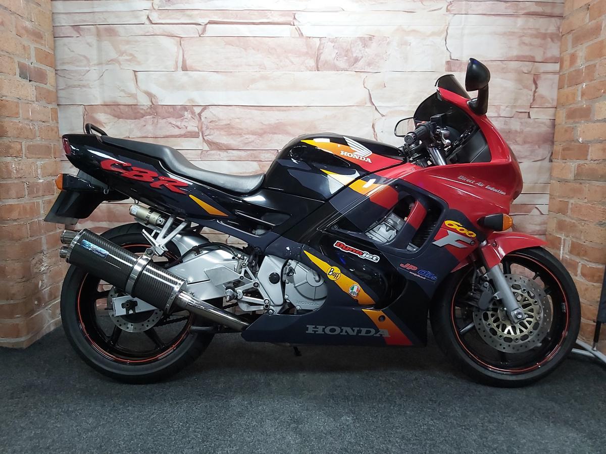 Buy Online Honda CBR 600 F