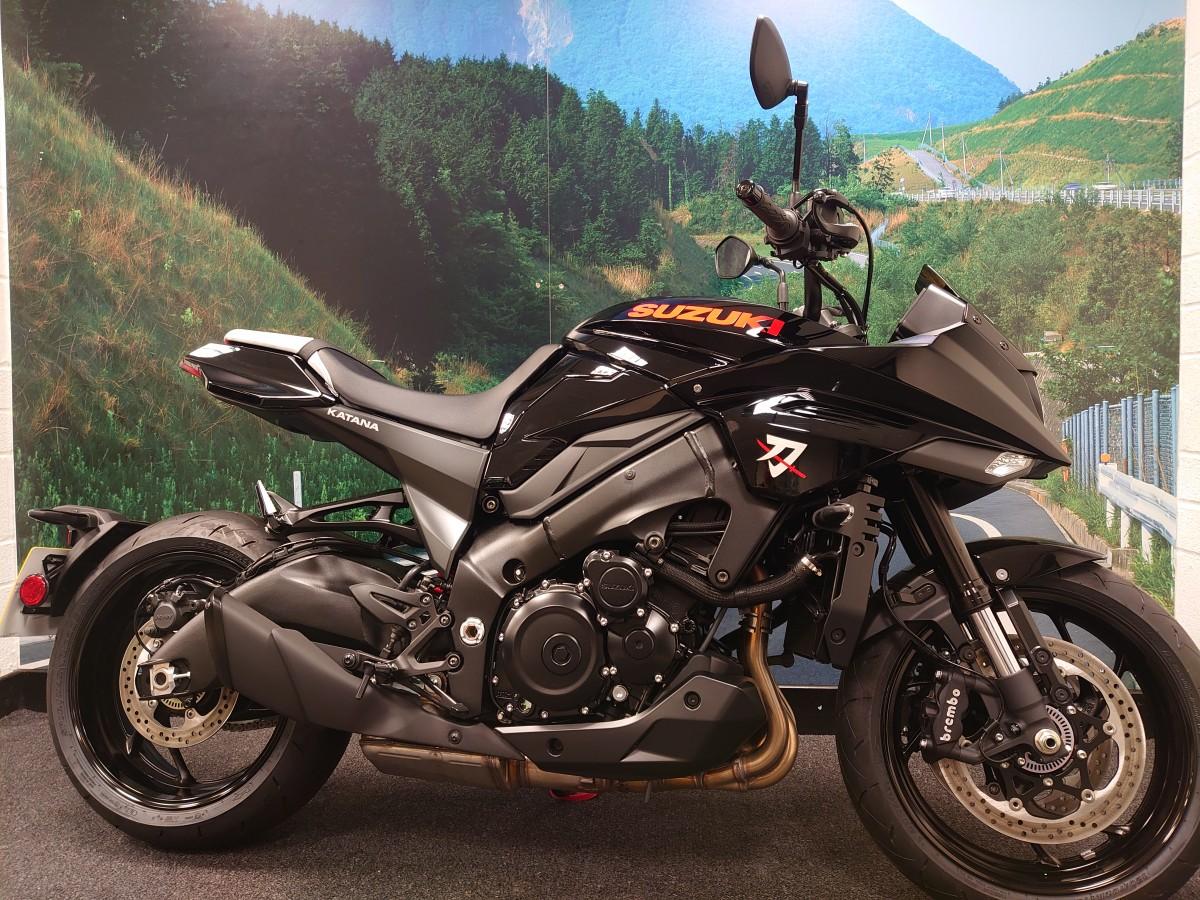 Buy Online Suzuki GSX-S1SRQM0 Katana D