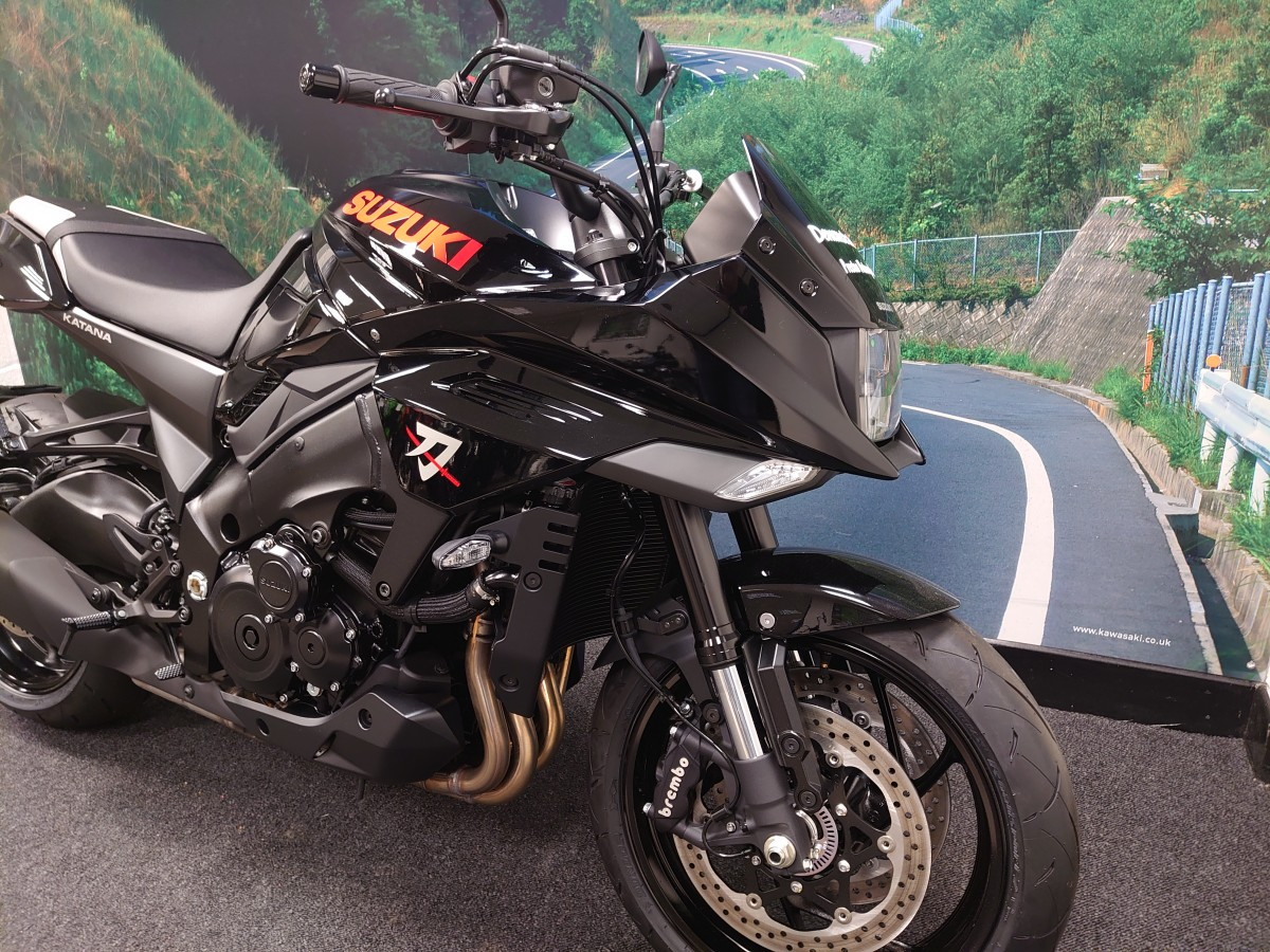 Suzuki GSX-S1SRQM0 Katana D 2019