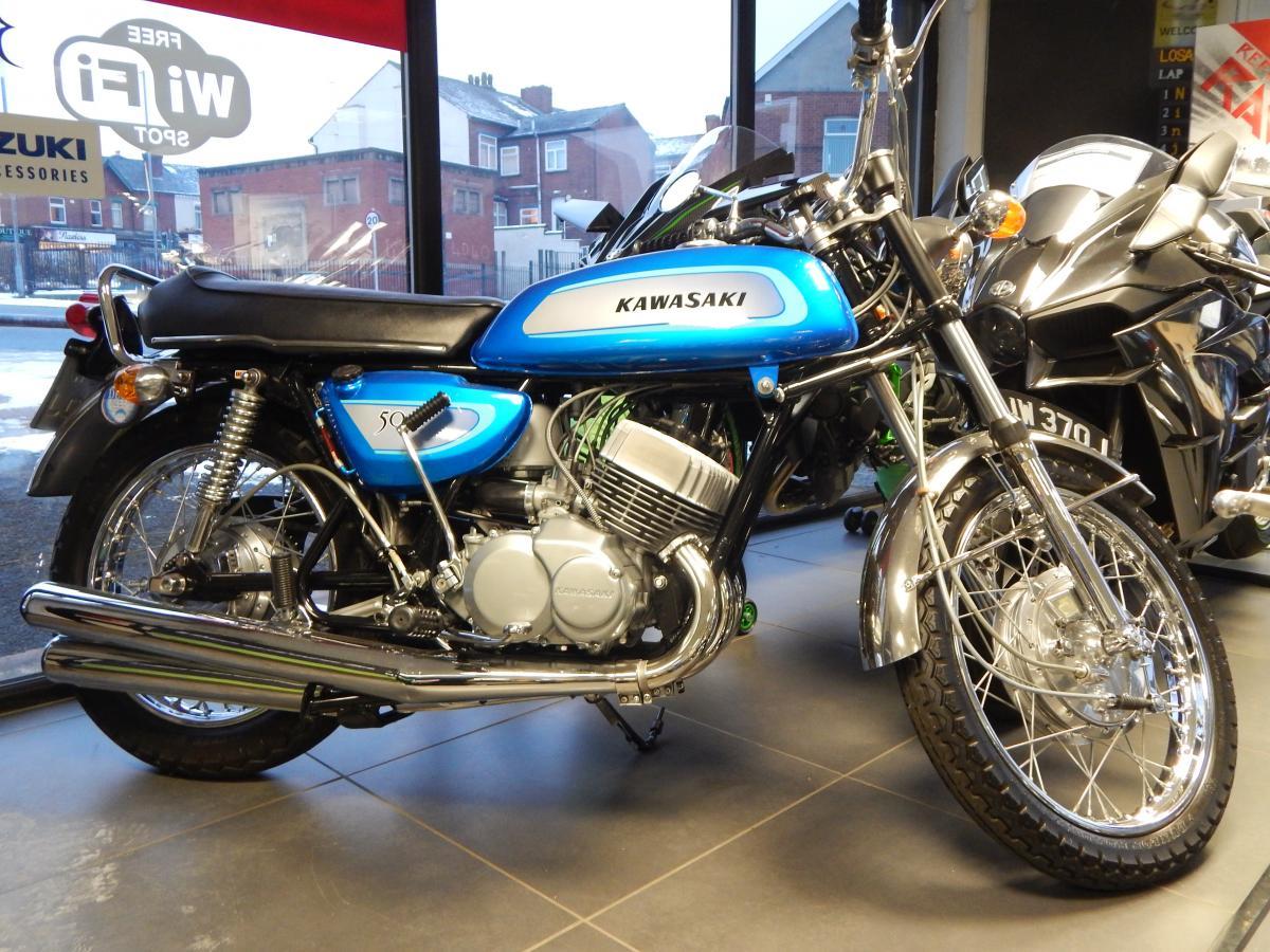 Buy Online Kawasaki H1