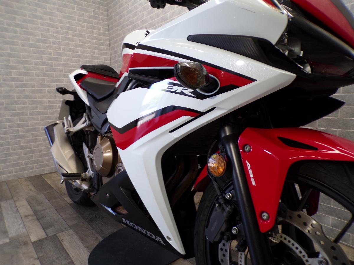 Honda CBR500 RA-J 2018