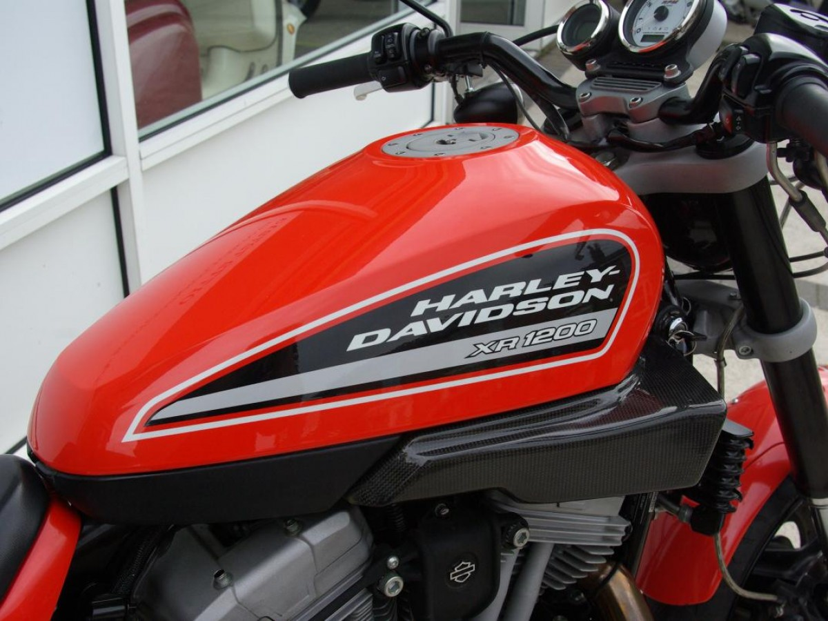 HARLEY DAVIDSON XR 1200 X SPORTSTER 2008