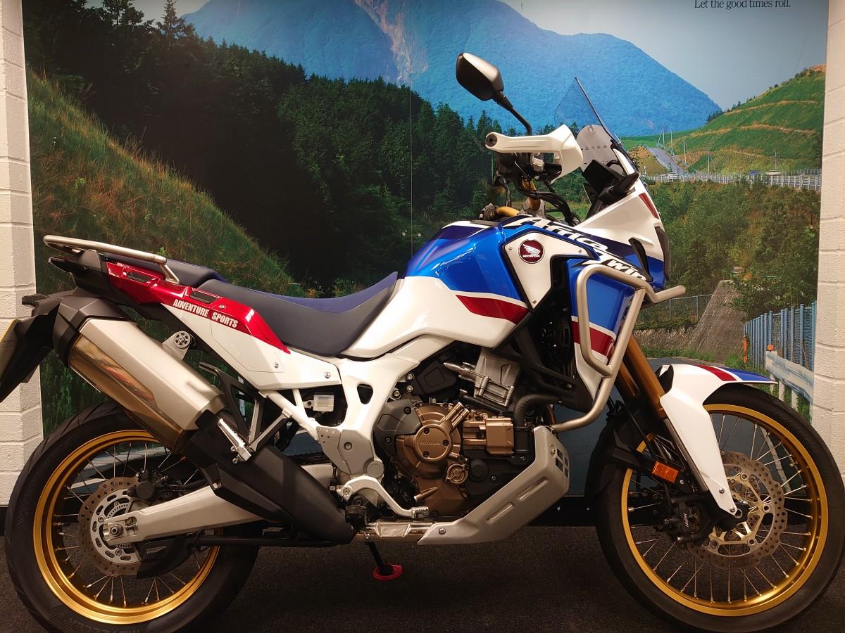 Buy Online HONDA CRF 1000 D2-J AFRICA TWIN DCT