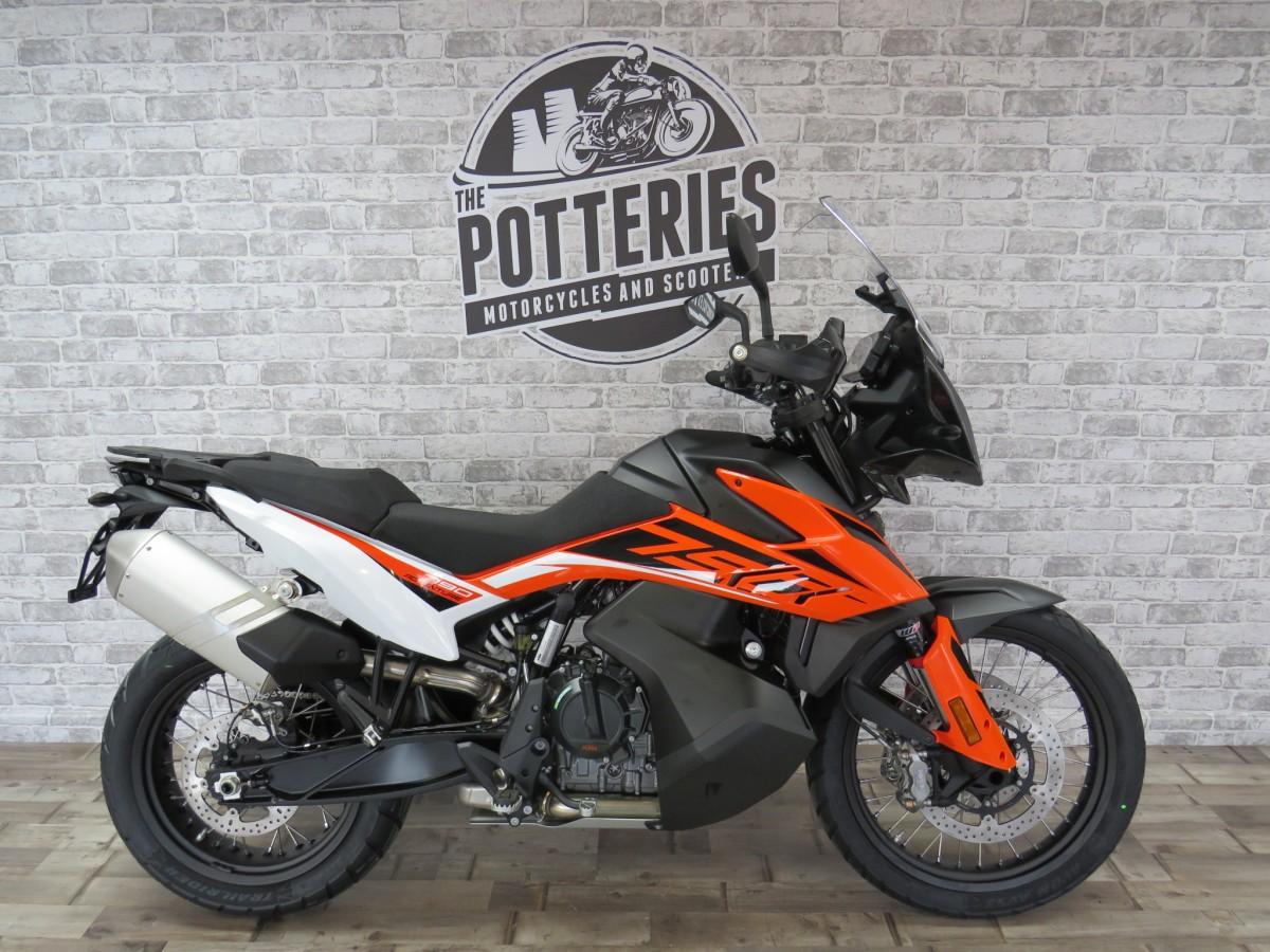 Buy Online KTM 790 Adventure MY19
