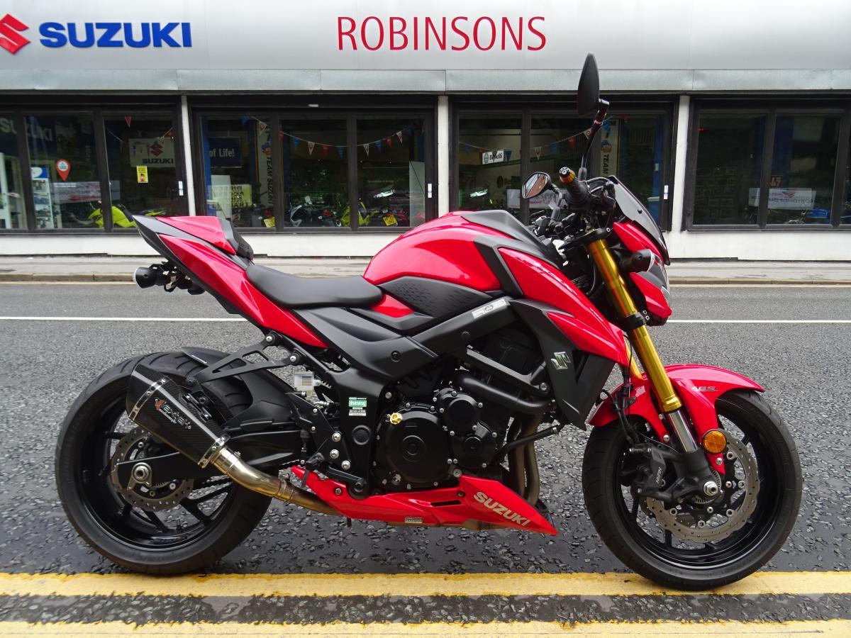 Buy Online Suzuki GSX-S750AL7