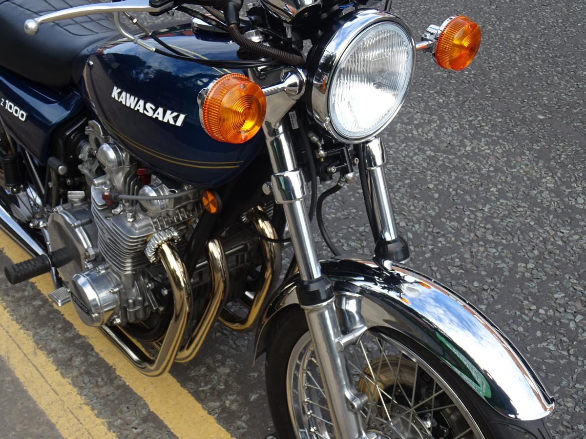 Kawasaki Z1000 1977