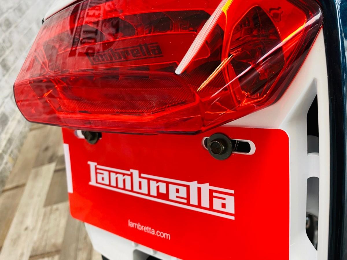 Lambretta V125 Special 2020
