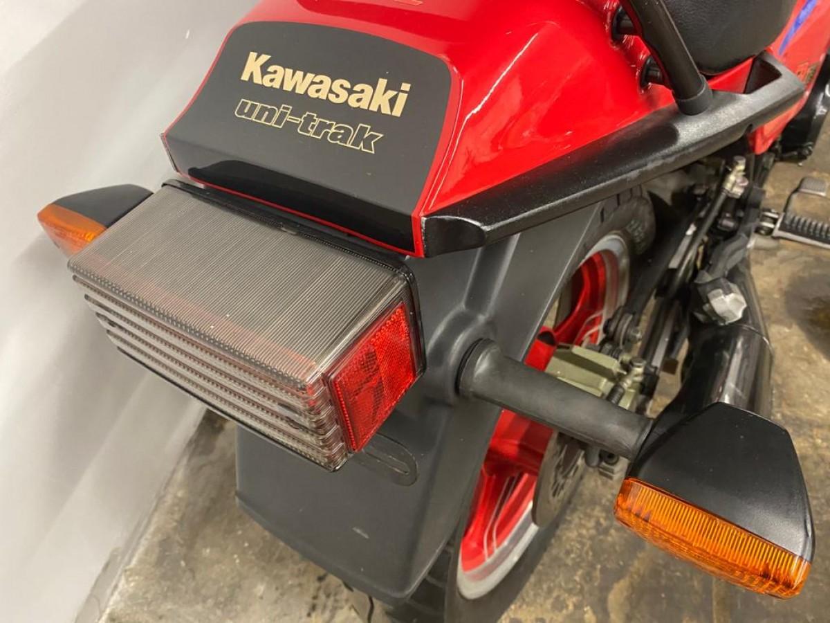 KAWASAKI GPZ750 1983