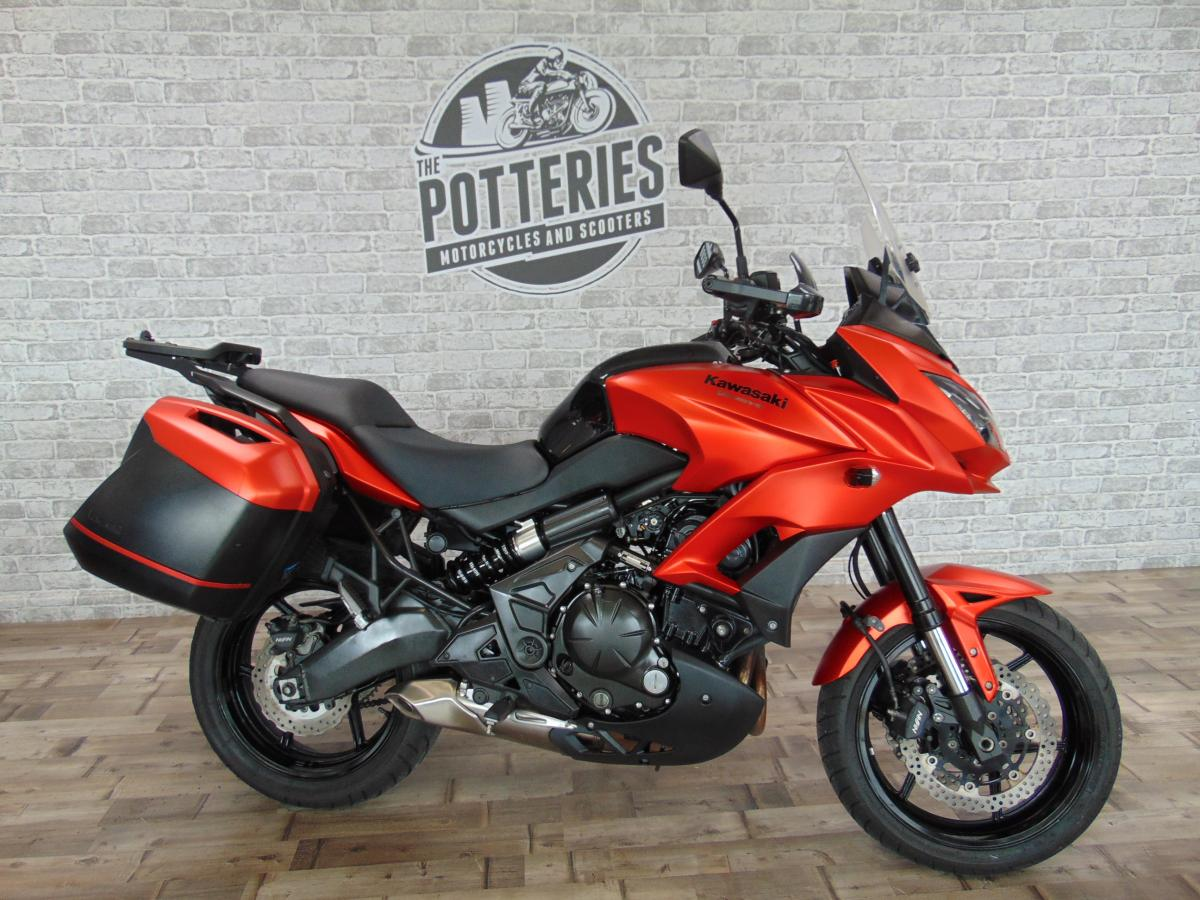 Buy Online Kawasaki KLE650 FGF ABS