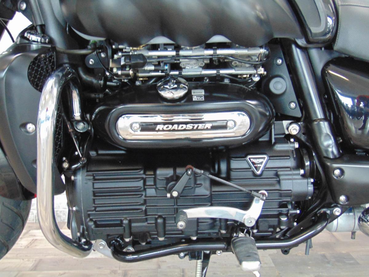 Triumph Rocket 111 Roadster 2016