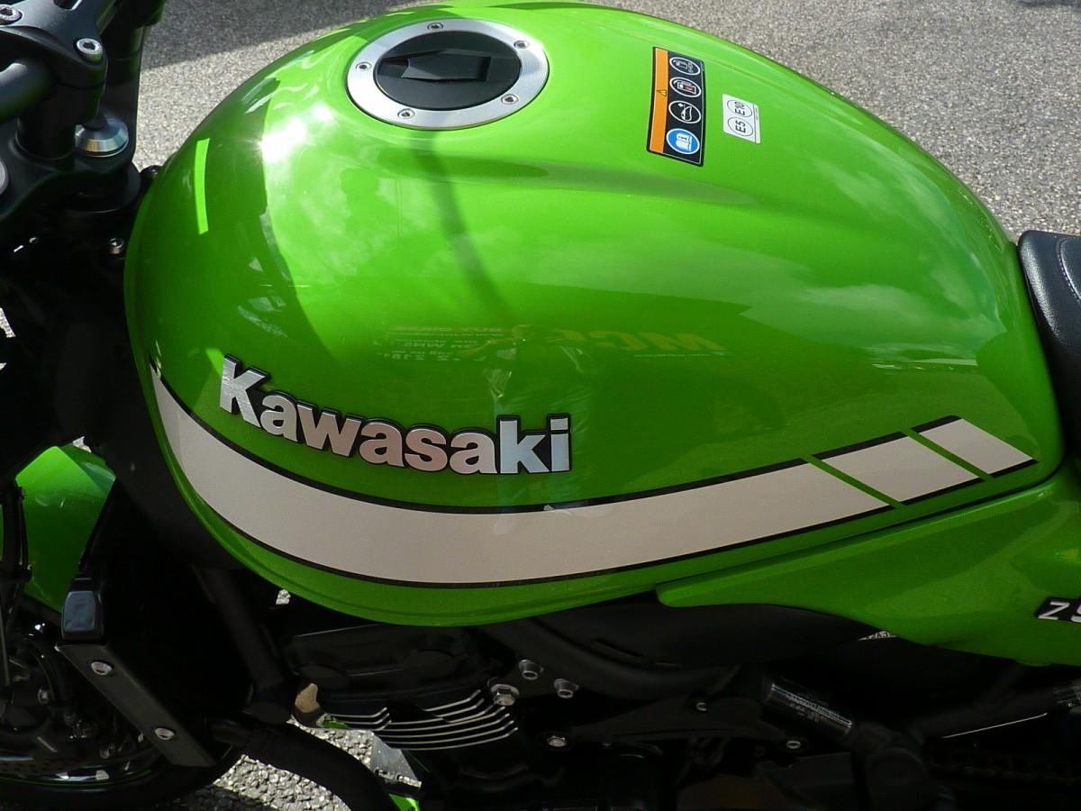 2018 Kawasaki Z900RS Cafe Racer ZR900EJF