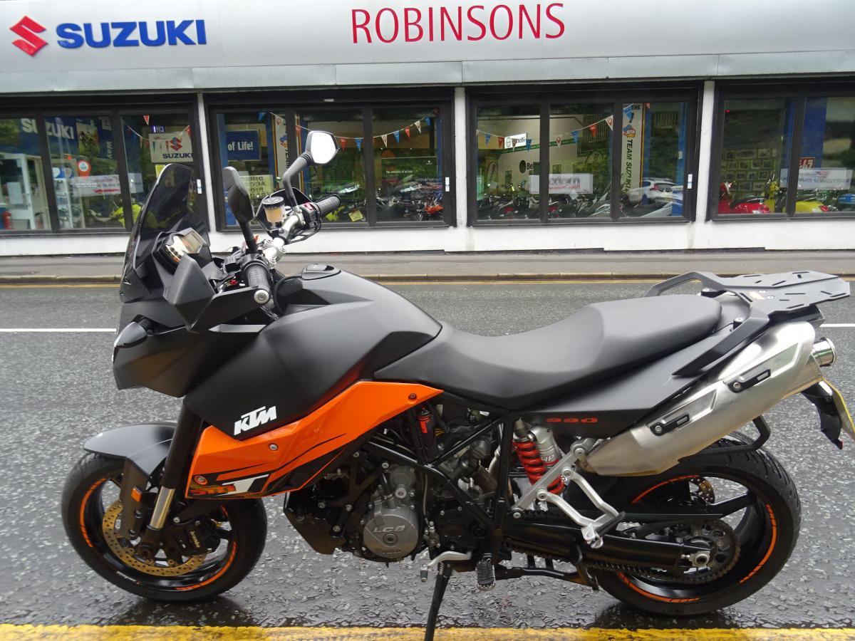 KTM 990SMT 2009