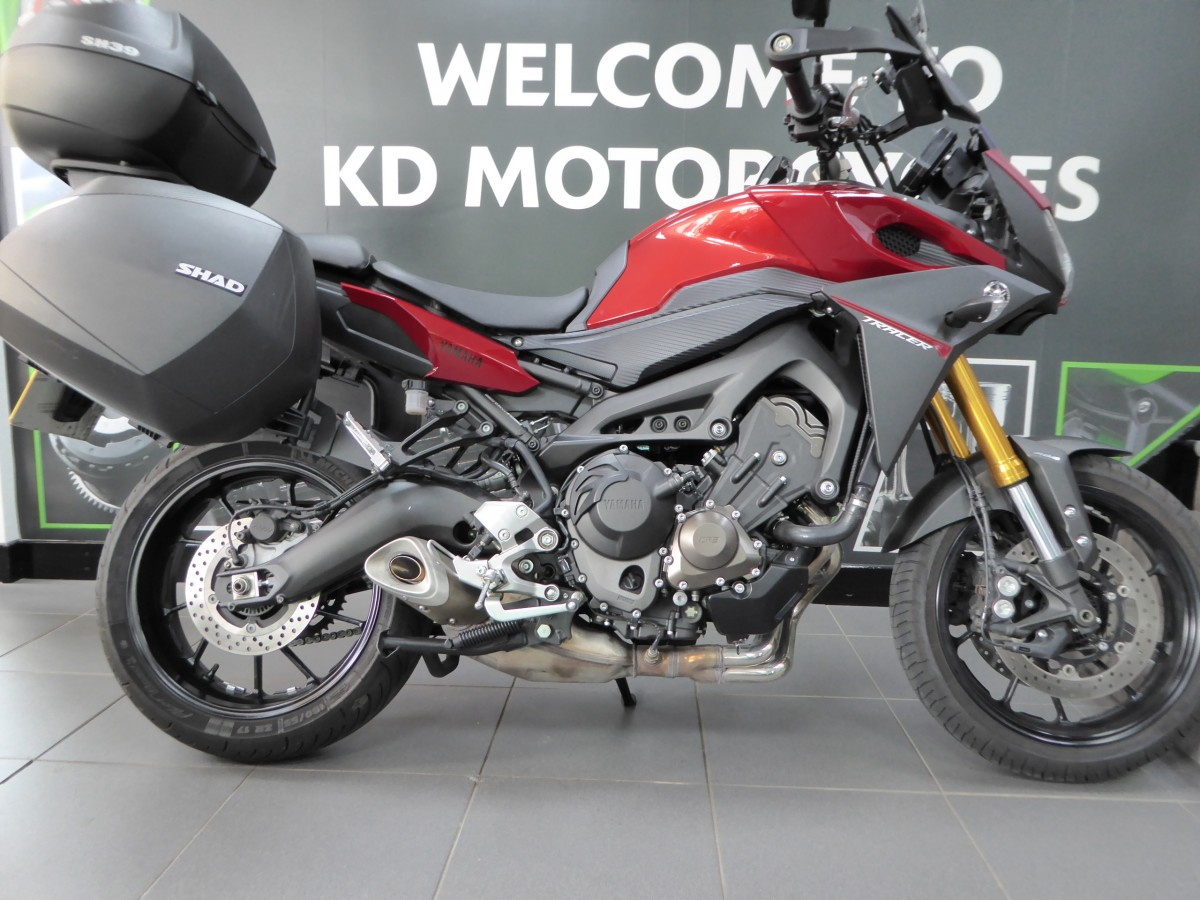 Buy Online Yamaha MT-09 ABS Tracer