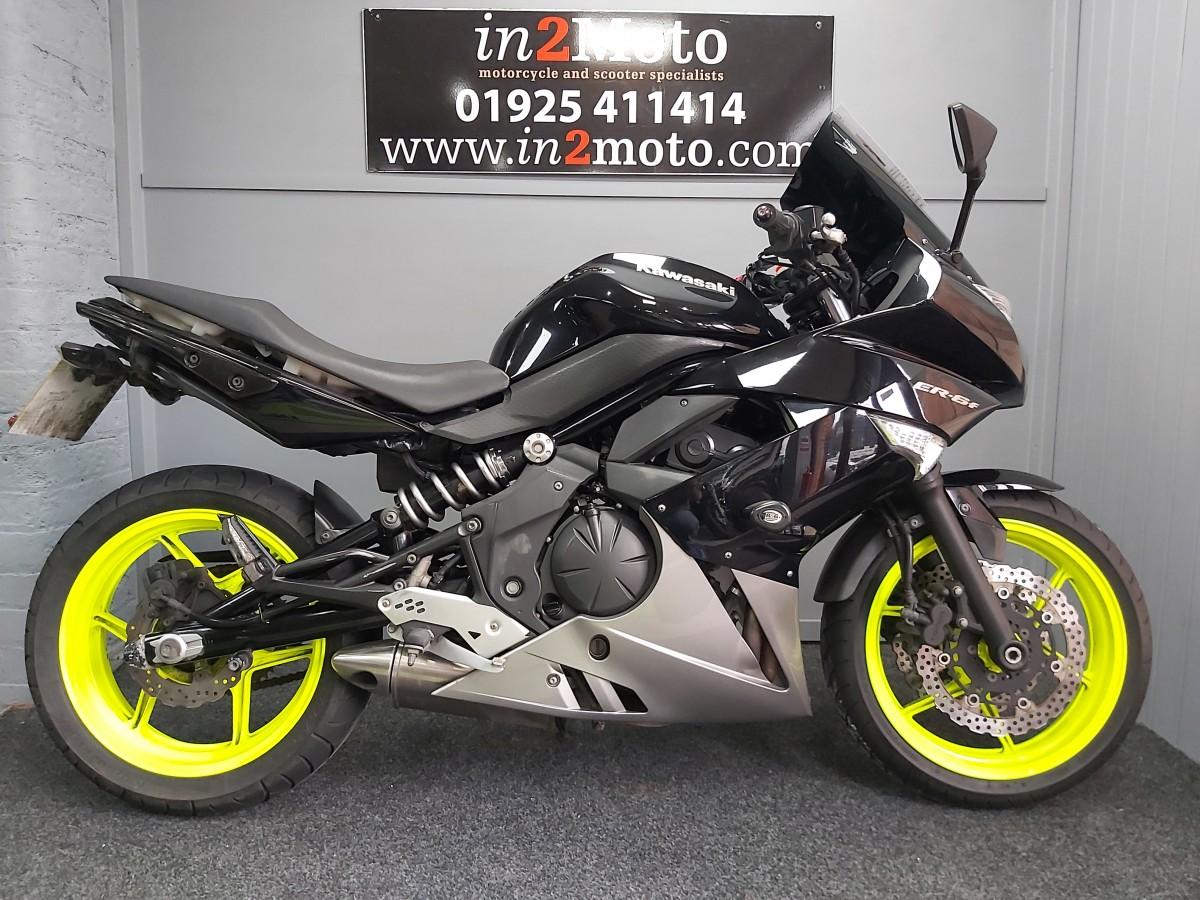 Buy Online Kawasaki EX650CAF