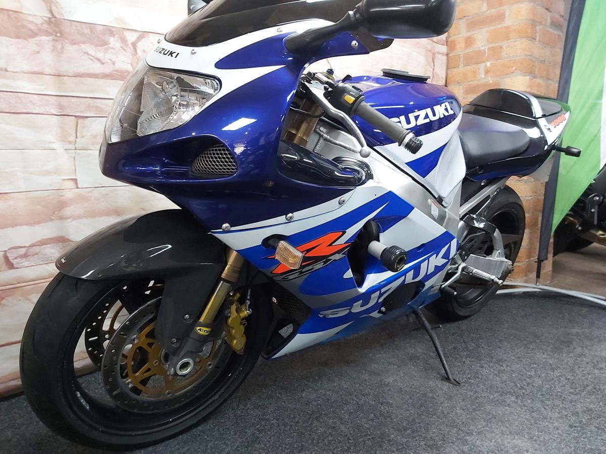 SUZUKI GSX R1000K1 2003