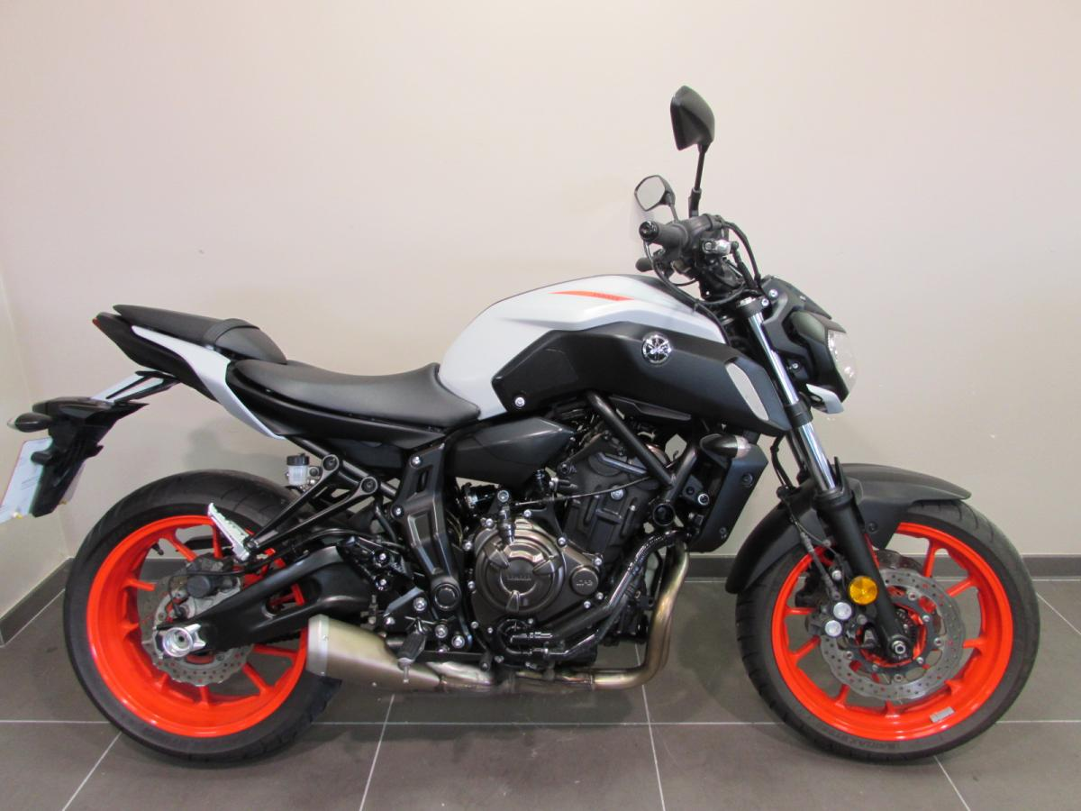 Yamaha MT-07 ABS 2019