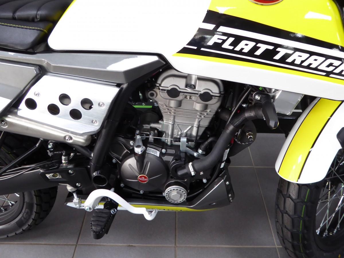 FB Mondial Flat Track 125cc 2021