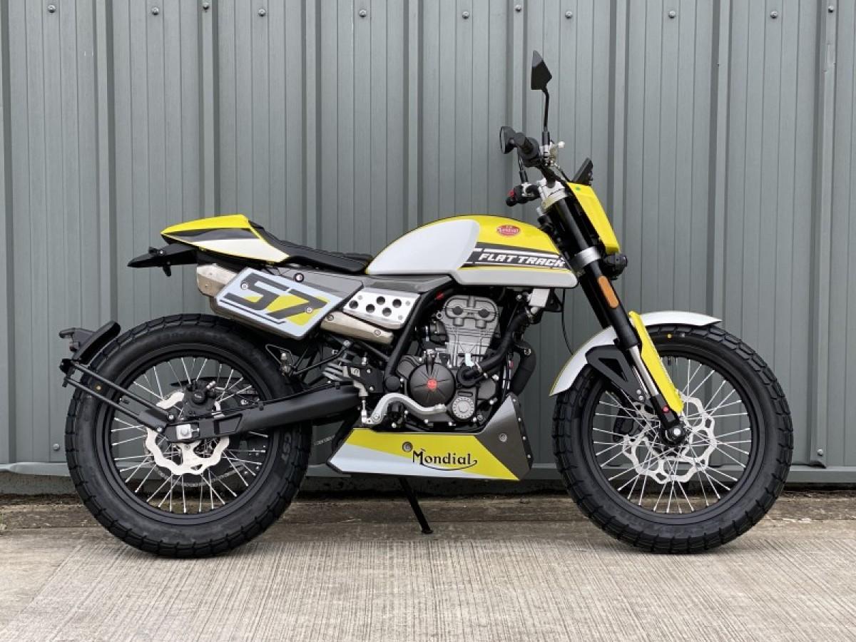 F.B Mondial Flat Track 125cc Flattracker 2021
