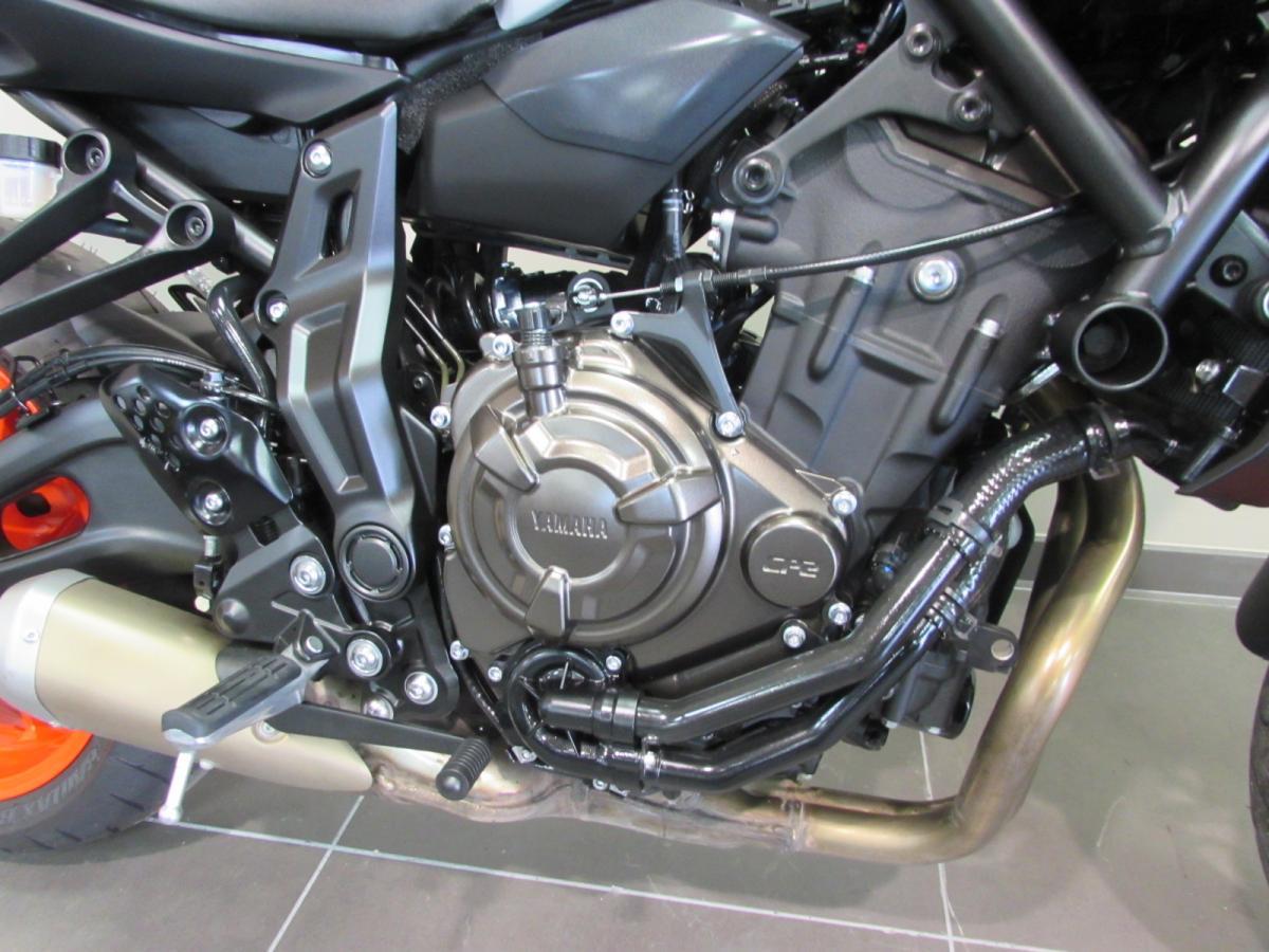 Yamaha MT-07 ABS 2019