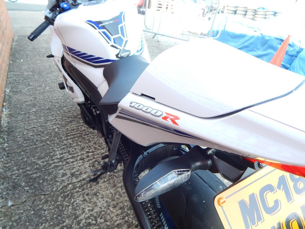 SUZUKI GSXR 1000 RAL8 2018
