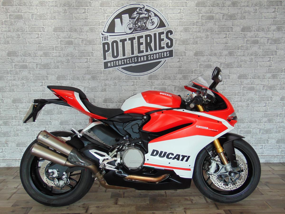 Buy Online DUCATI 959 PANIGALE CORSE