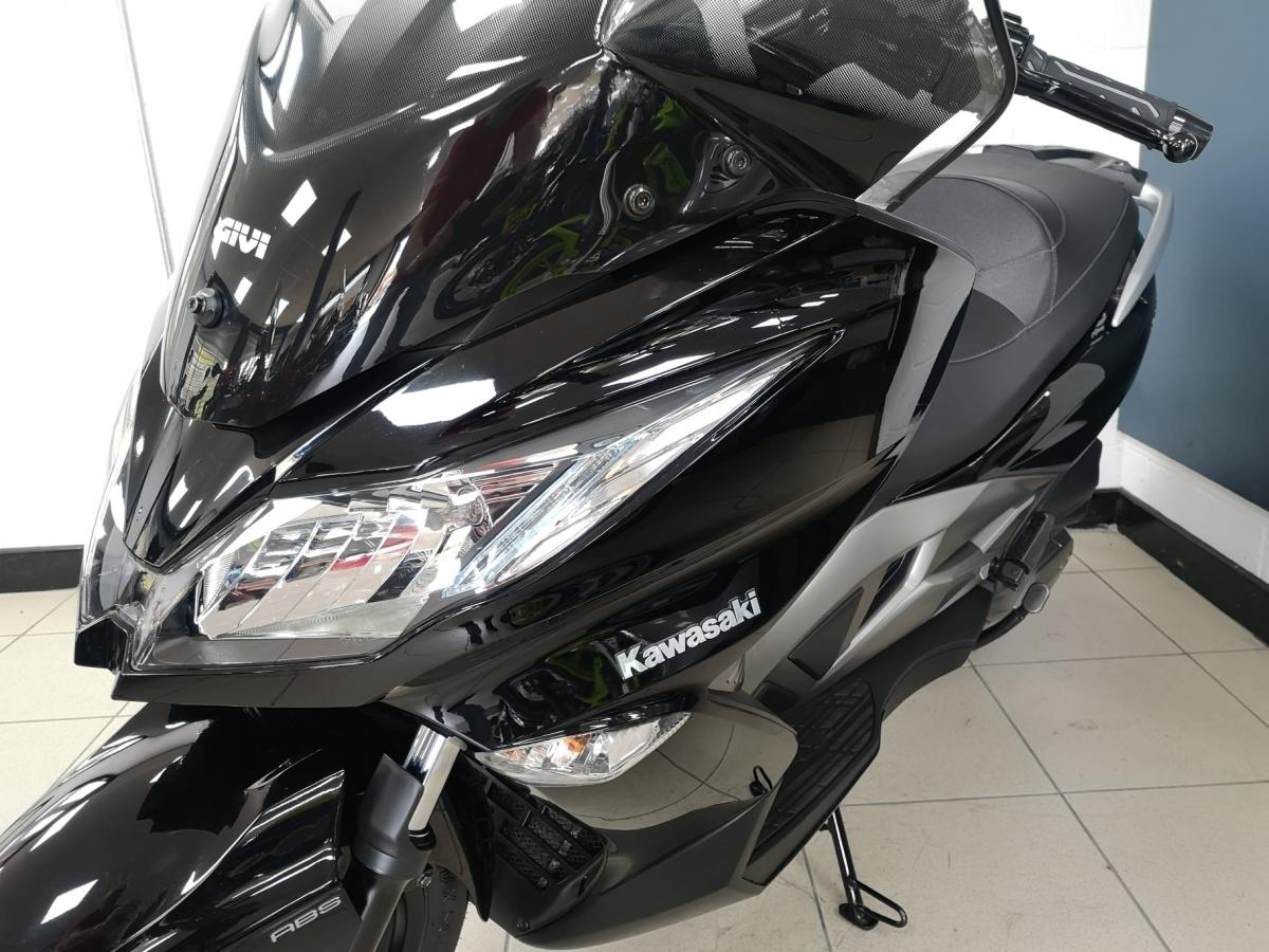 Kawasaki SC 300 ABS SPECIAL 2015