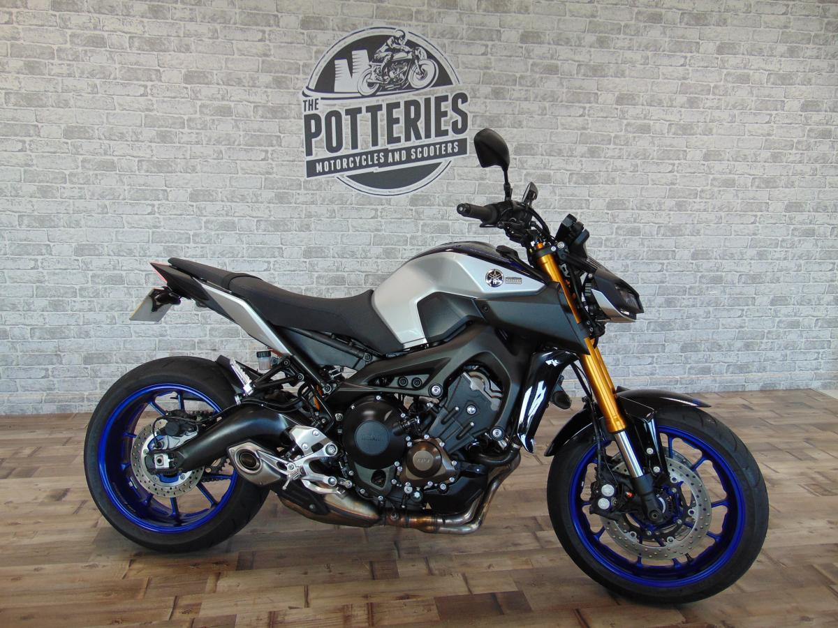 Buy Online Yamaha MT-09 SP