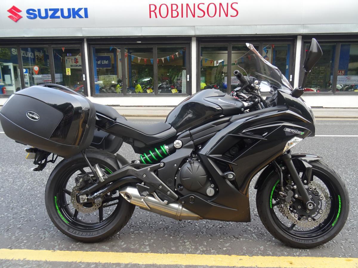Buy Online Kawasaki EX650EFF