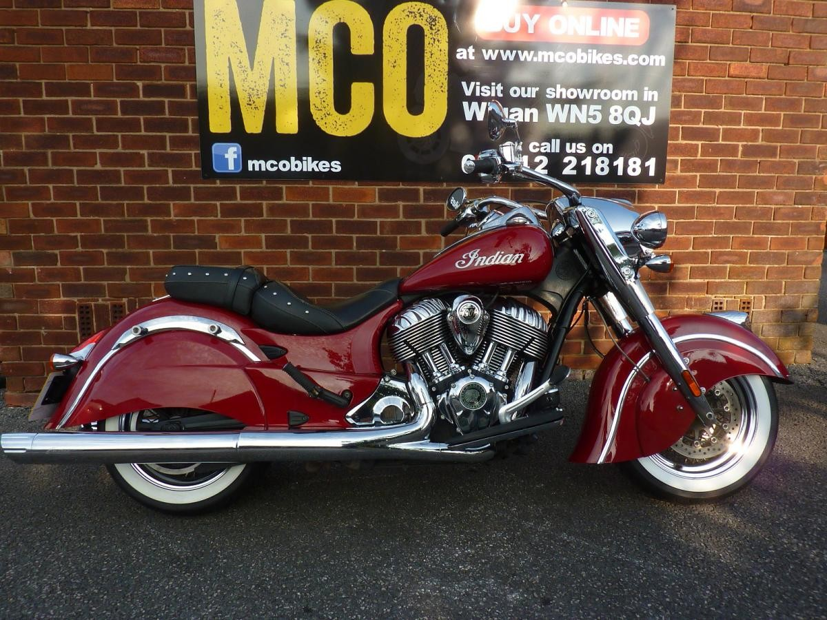 Buy Online INDIAN CHIEF CLASSIC