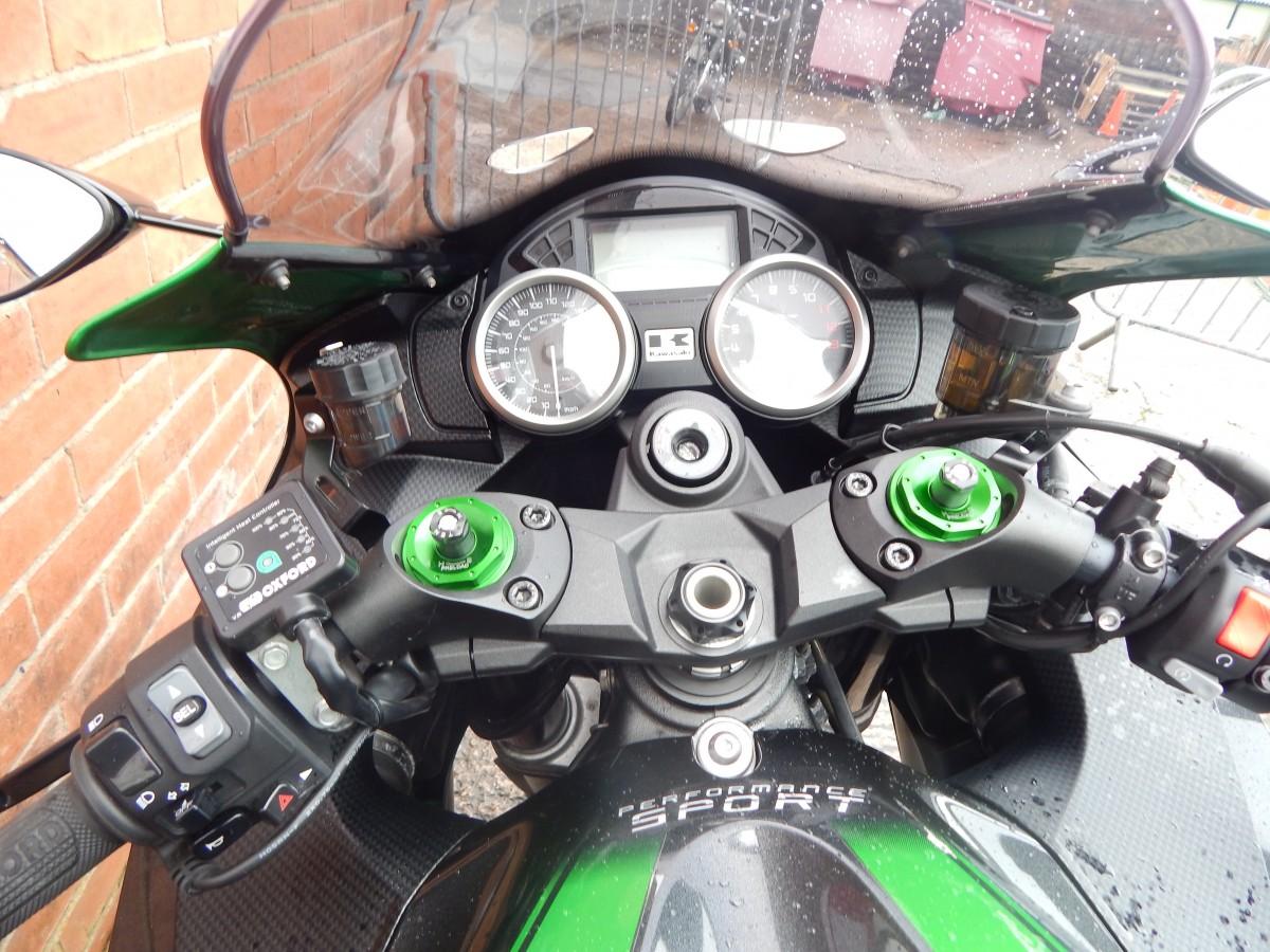 Kawasaki ZX1400JJF Performance Sport 2018
