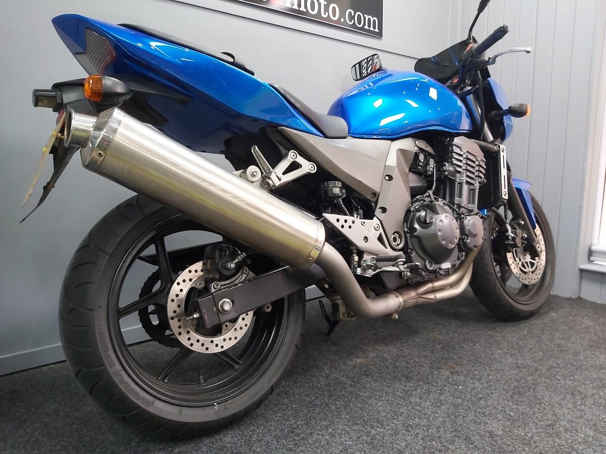 Kawasaki Z750 J2H 2005