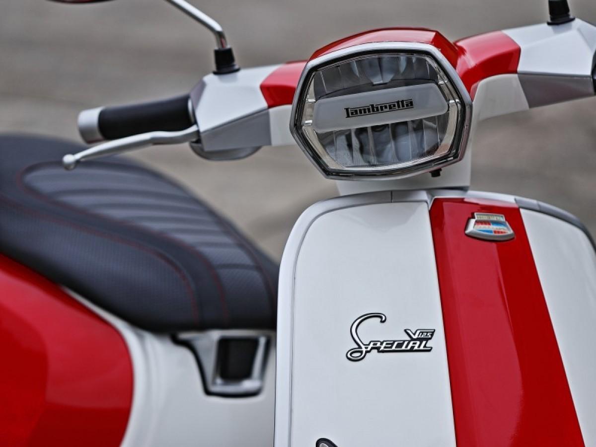 Lambretta V Special 125cc Bi Colour 2020