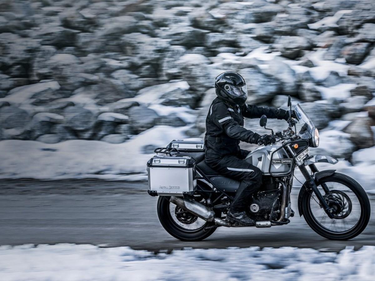 Royal Enfield Himalayan 400 2020