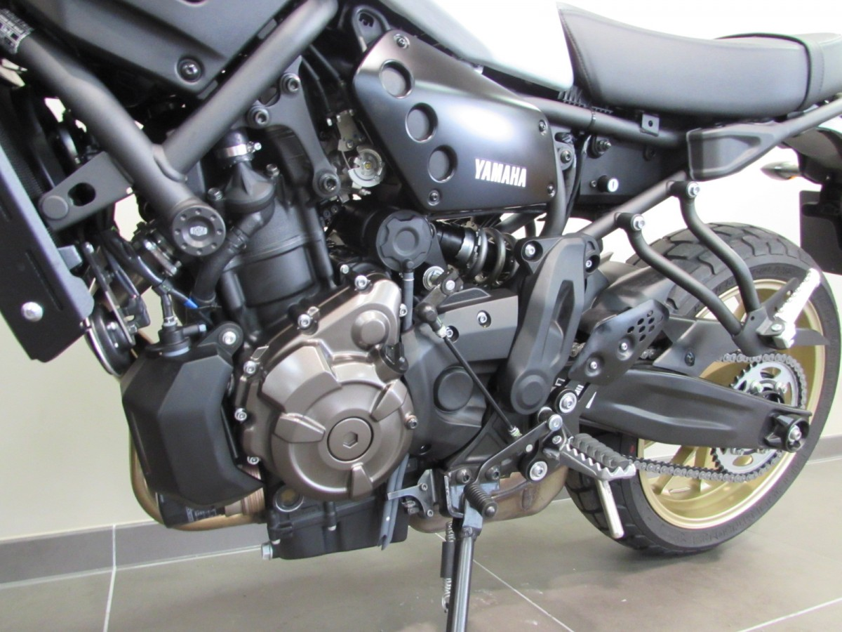 Yamaha XSR700 X-Tribute 2020