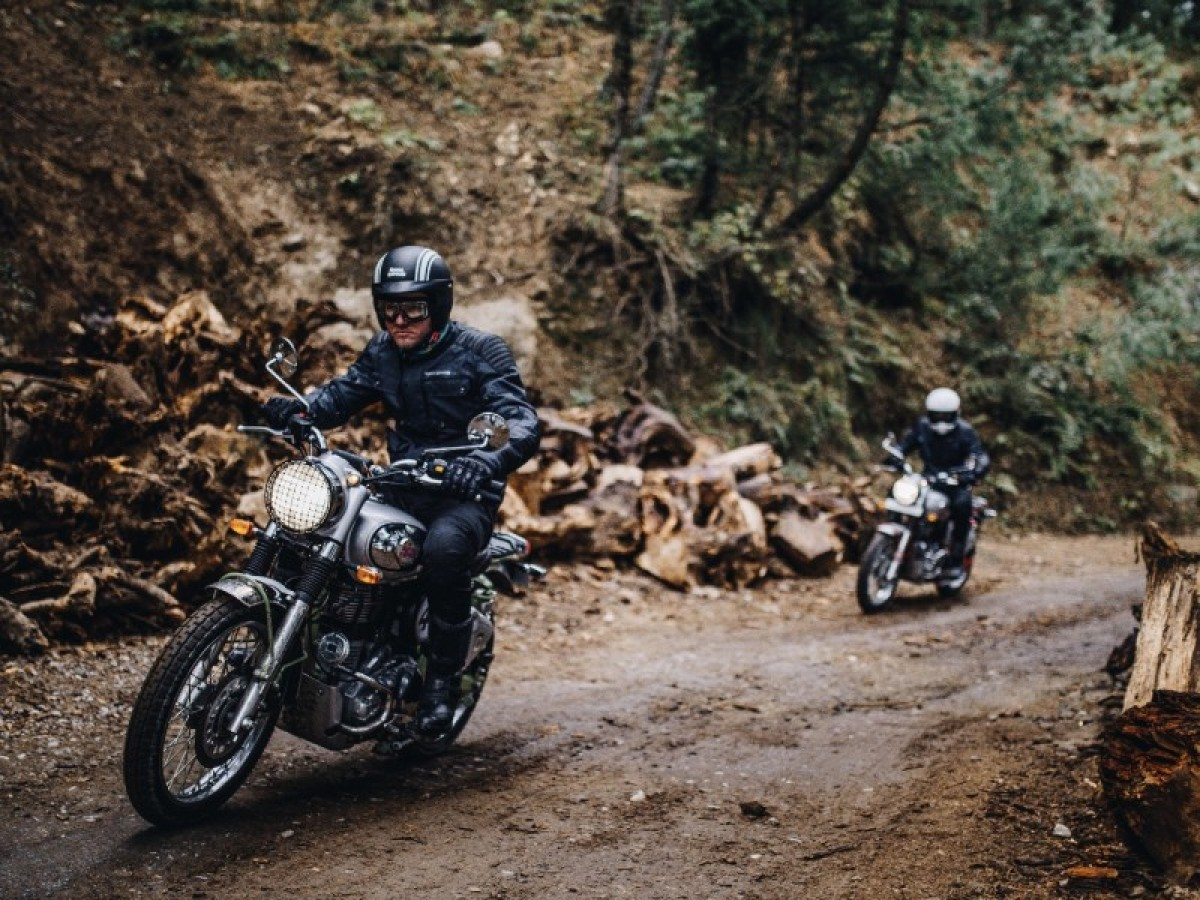 2020 Royal Enfield Classic 500 Trials