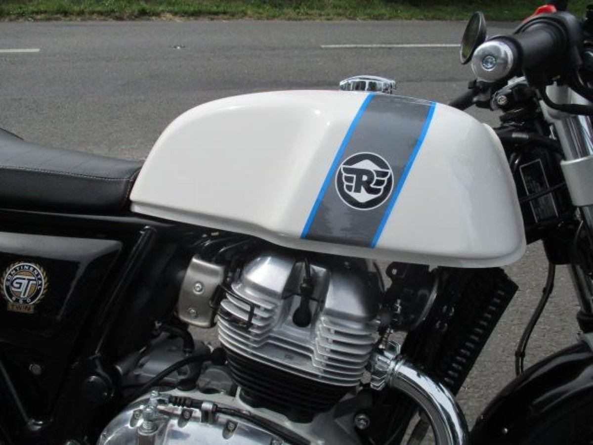 Royal Enfield Continental GT 650 Twin 2021