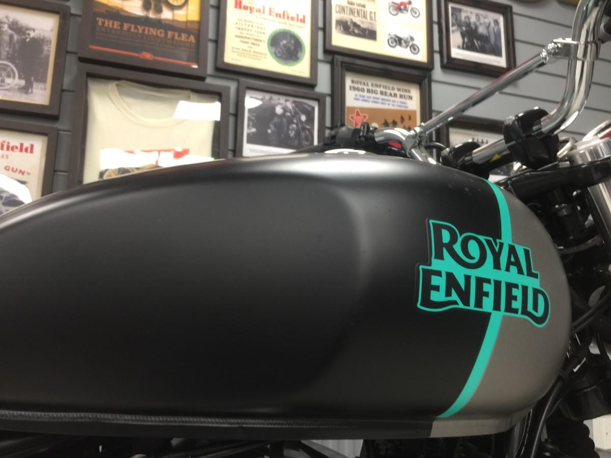 Royal Enfield Interceptor INT 650 Twin Dual Colour 2020